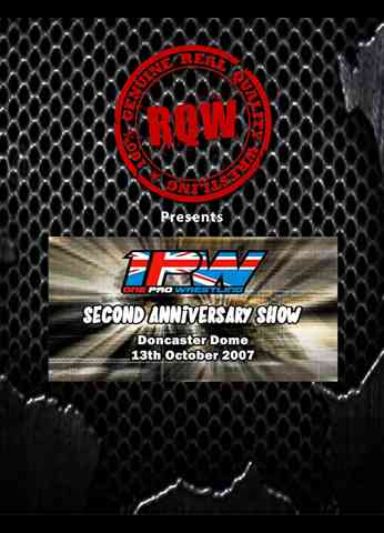 1PW Second Anniversary Show