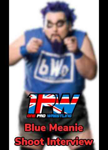 The Blue Meanie shoot interview (2006)