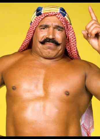 1PW presents The Iron Sheik Q&A