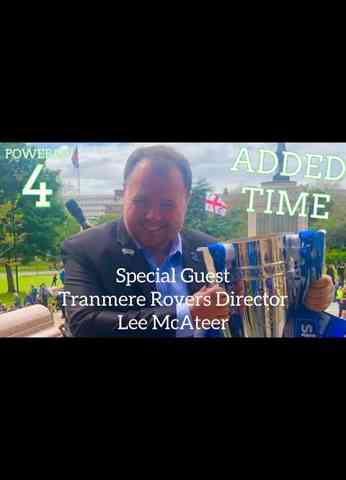 Added Time - Episode 7 with Special Guest Lee McAteer