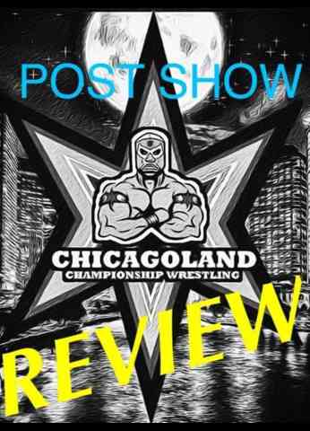 CCW Saturday Night Grapplemasters Post Show Review