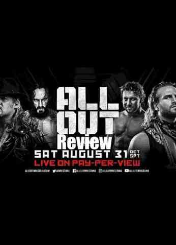 AEW ALL-OUT Review Omega loses to PAC! What's next for him!