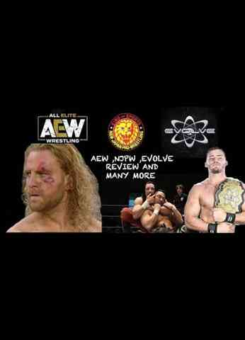 AEW, G1 Climax & Evolve Events Review