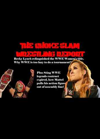 Becky vacates the WWE Women's Raw title, why WWE is too lazy to create a tournament? Plus Sting news