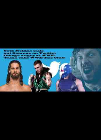 Seth Rollins gets burn by Ospreay, Omega upset with WWE,
