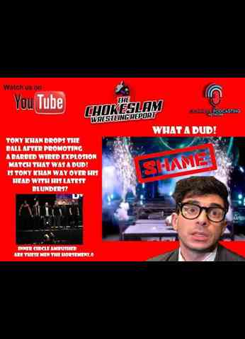 What a Dud! Is Tony Khan way over his head after the dud explosion at AEW Revolution PPV?