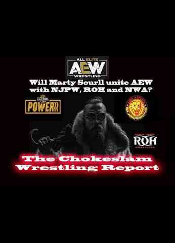 Will Marty Scurll unite ROH, NJPW and NWA with AEW for a future working relationship?
