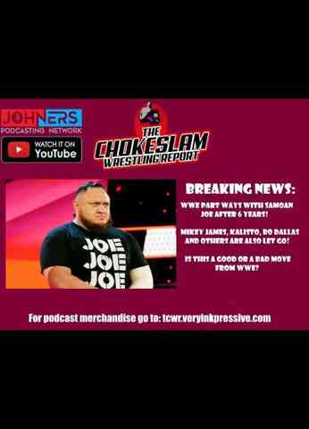 WWE Breaking News: WWE part ways with Samoan Joe and others! Is this a good or bad move from WWE?