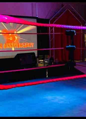 FFW 5th Year Anniversary PWD4 Pre-Show
