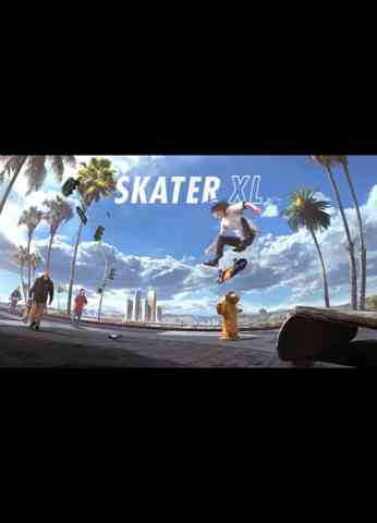 Skater XL - PS4 Hands On Let's Play w/Sonny
