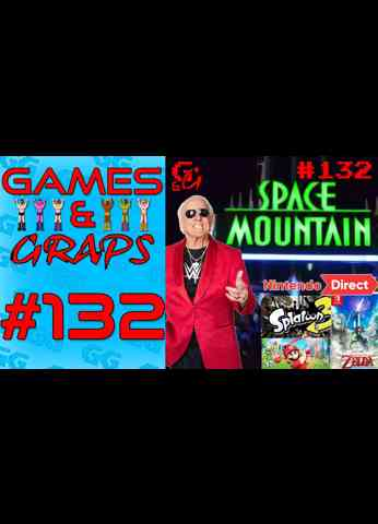 Space Mountain | Games & Graps #132