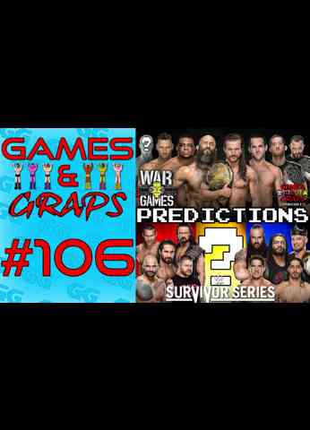 Survivor Games | Games & Graps #106