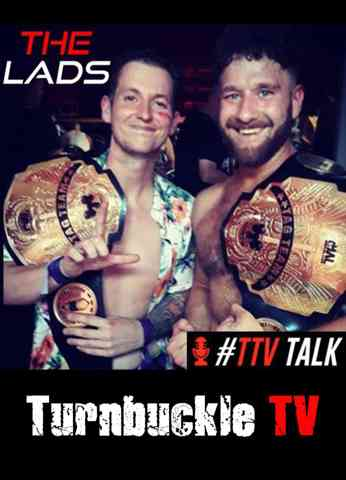 TTV Talk: Alex Ecco and Ben Jones - The Lads