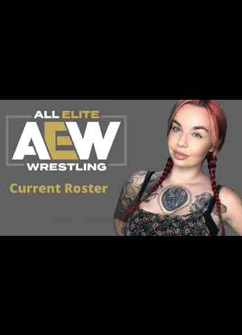 AEW Current Roster