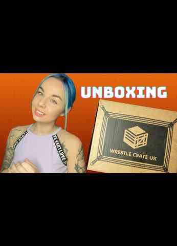 WRESTLE CRATE UNBOXING