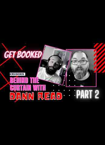Get Booked in Wrestling a chat with Dann Read
