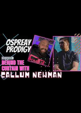 Ospreay Prodigy an Interview with Callum Newman