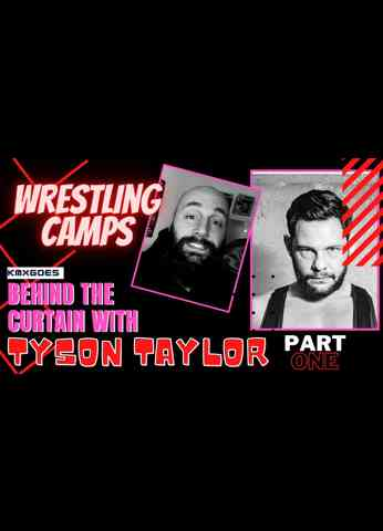 U.K. Wrestling Camps a Tyson Taylor Interview - Part One