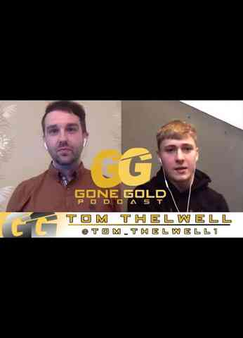 Gone Gold Podcast   Tom Thelwell