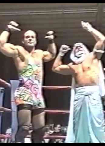 Michael Kovac & Ulf Hermann vs. Sabu & Rob Van Dam