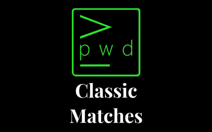 Powered4 Classic Matches