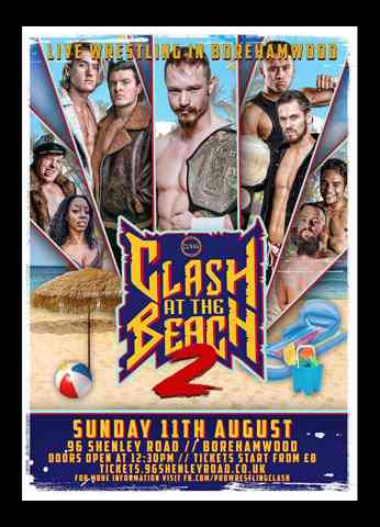 Clash At The Beach 2