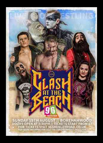 Clash at the Beach 2018