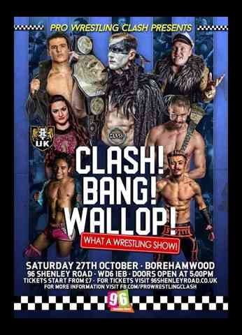 Clash, Bang, Wallop
