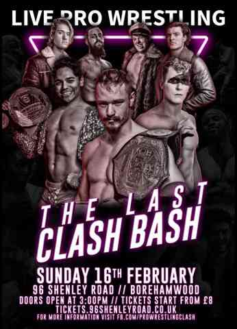 The Last Clash Bash
