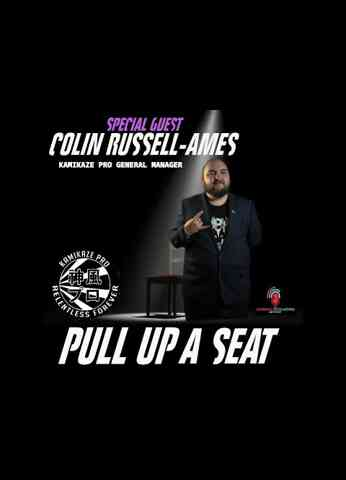 Pull Up A Seat Episode Two | Colin Russell-Ames