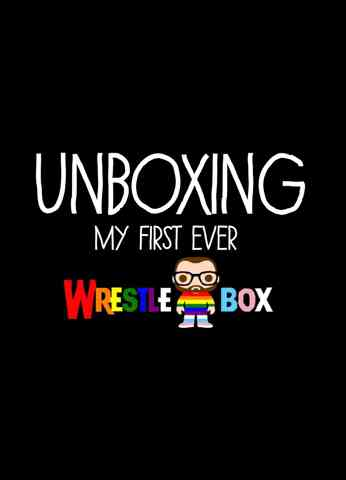 Pull Up A Seat | First ever Unboxing video | Wrestlebox UK
