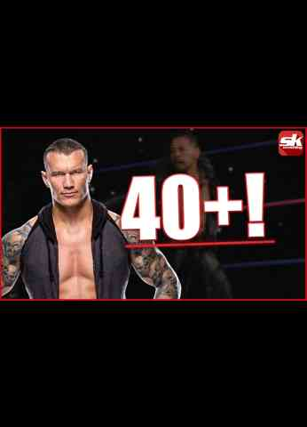 5 active WWE Superstars who are over 40 years old