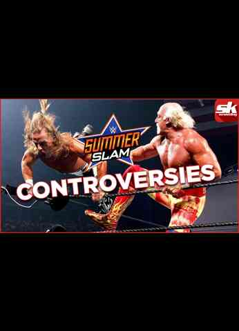5 most controversial moments in WWE SummerSlam history