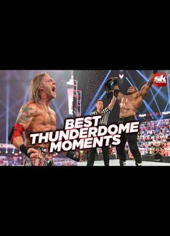 5 most memorable moments of the WWE Thunderdome Era