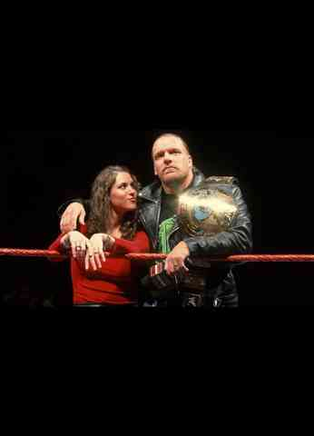 5 real-life couples who wrestled against each other