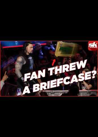5 times fans threw objects at WWE Superstars