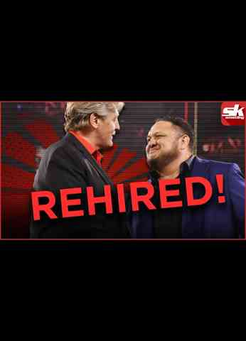 5 WWE Superstars who were quickly rehired following their release