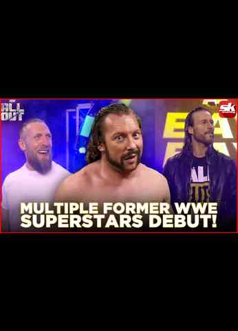 Adam Cole and Bryan Danielson show up; CM Punk makes in-ring debut   AEW All Out Results and Recap
