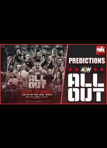 AEW All Out 2021 Preview & Predictions w/Kenny Bolin