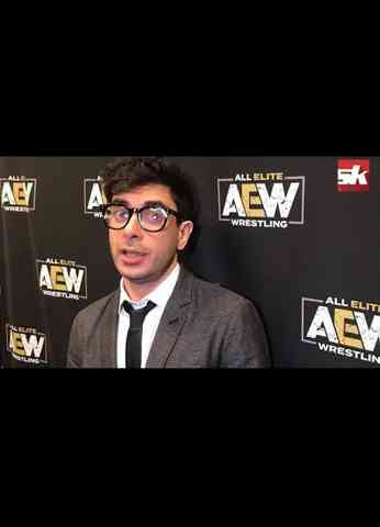 AEW's Tony Khan believes war with WWE will be profitable | SK Top Story