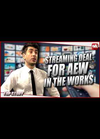 AEW's Tony Khan in talks for a streaming service | SK Wrestling Top Story