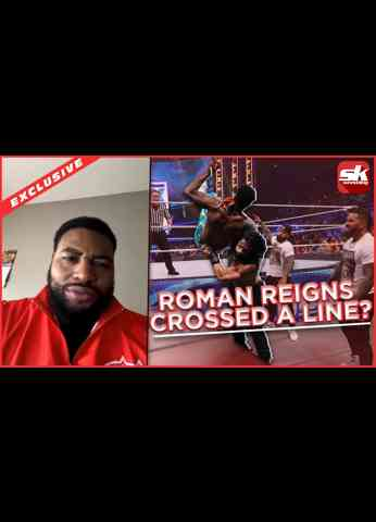 Angelo Dawkins on The Street Profits possibly splitting up in the Draft, Roman Reigns, and more