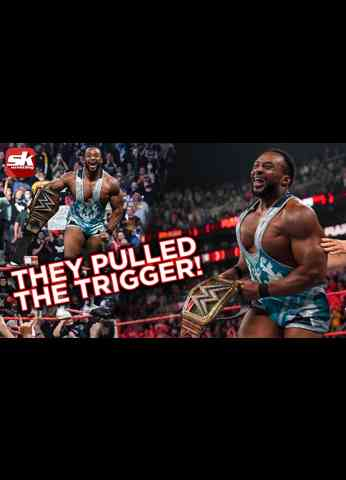 Are WWE finally giving Big E that huge push?   WWE RAW Highlights