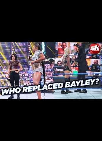 Bayley's injury results in several WWE creative changes   Good, Bad, and Ugly of WWE SmackDown