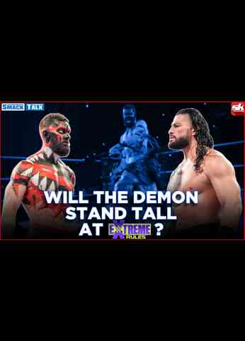 Becky Lynch destroyed on WWE SmackDown; Demon appears; CM Punk in action on AEW Rampage | Smack Talk