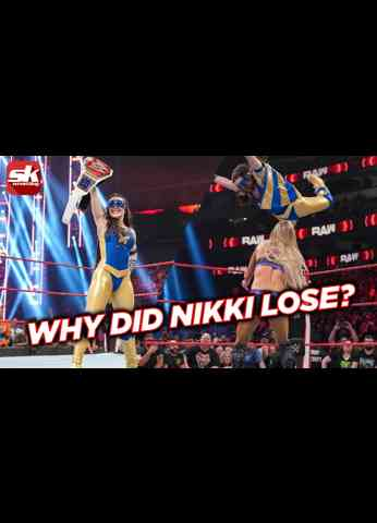 Bobby Lashley competes in a Handicap match; Charlotte Flair defeats Nikki A.S.H. | WWE RAW Review
