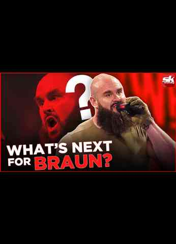 Braun Strowman provides update on next move after leaving WWE   WWE News Roundup