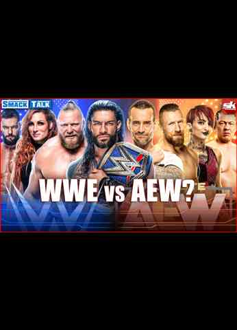 Brock Lesnar confuses Roman Reigns; Becky Lynch pinned; WWE SmackDown vs AEW Rampage | Smack Talk