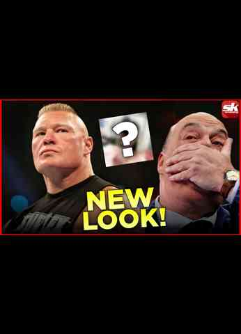 Brock Lesnar spotted with an interesting new look   WWE News Roundup