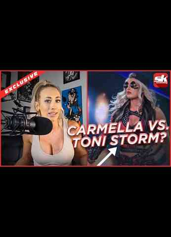 Carmella reveals her intentions to fight Toni Storm, reuniting with Bayley in WWE and more